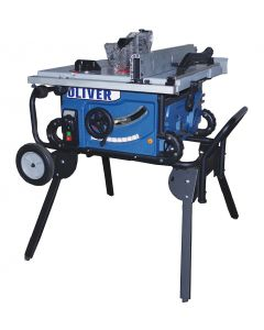 "10"" Jobsite Table Saw w/Roller Stand - 10010"