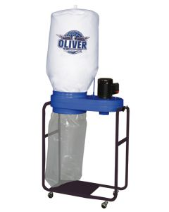 Portable Dust Collector 1HP - 7120
